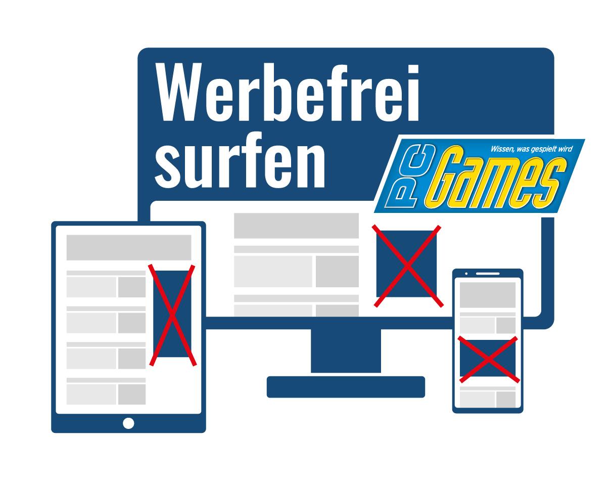 PCGAMES.de-Werbefrei-Abo