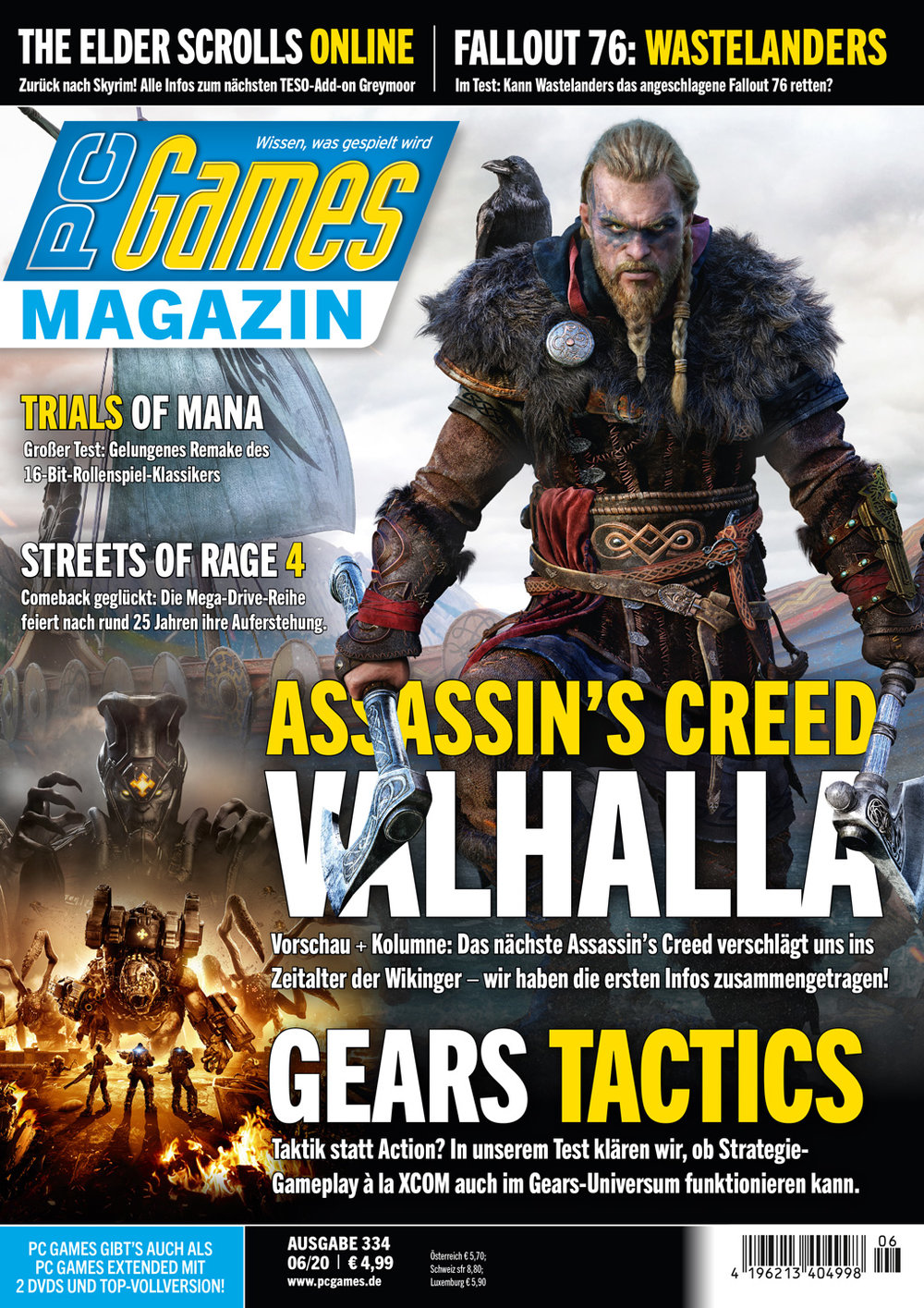 PC Games Magazin 06/2020