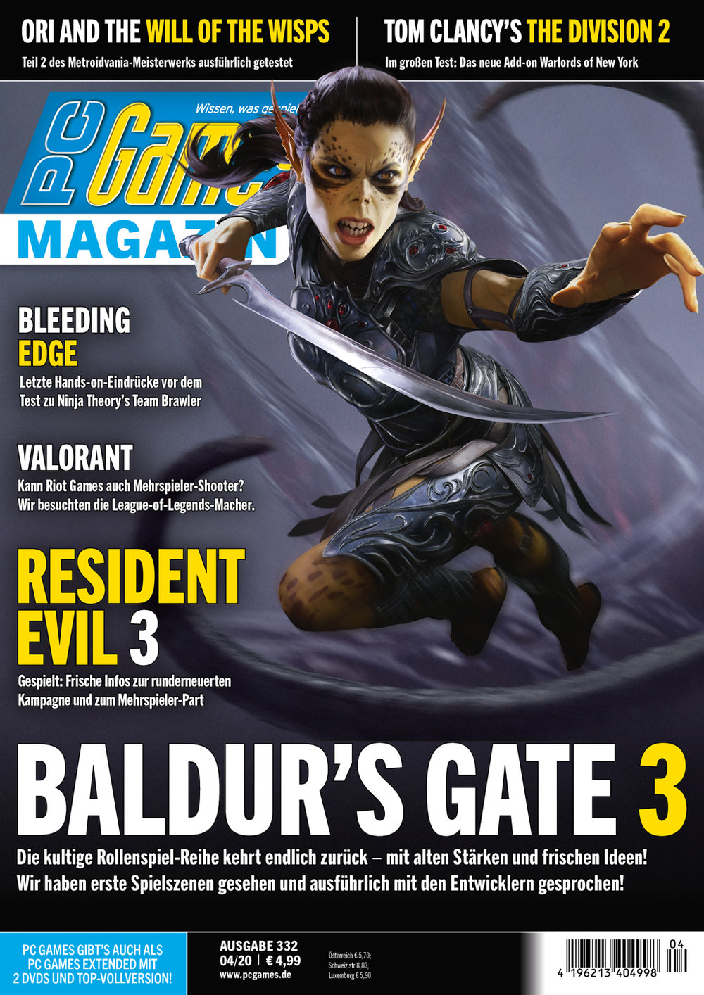 PC Games Magazin 04/2020