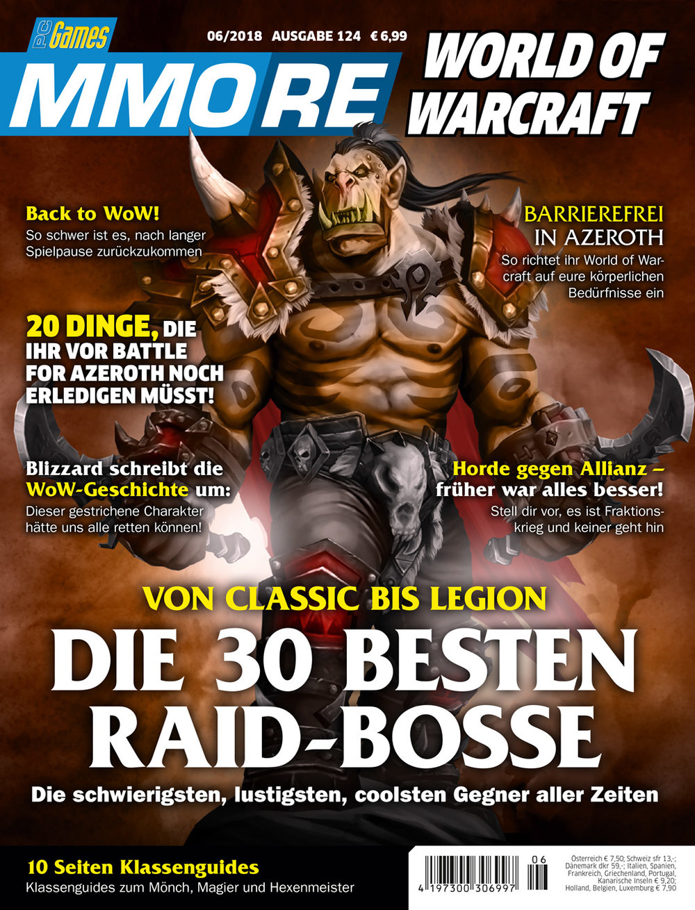 PC Games MMORE ePaper 06/2018