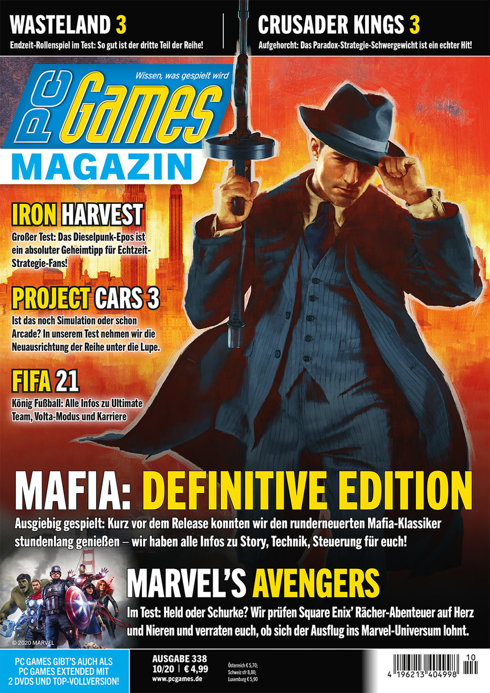 PC Games Magazin 10/2020