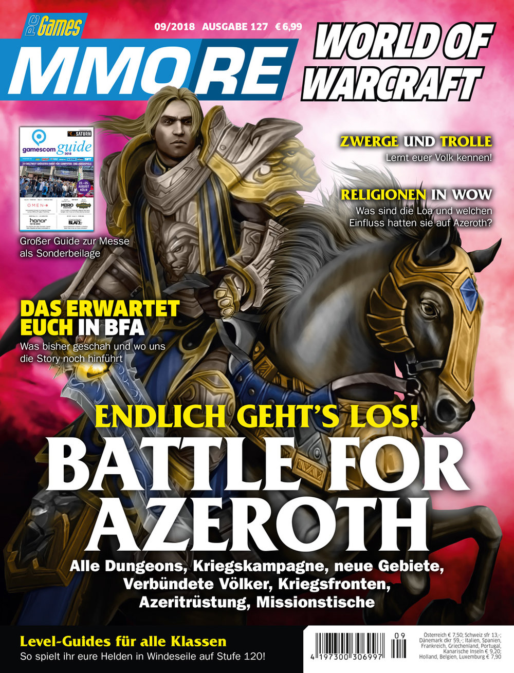 PC Games MMORE ePaper 09/2018