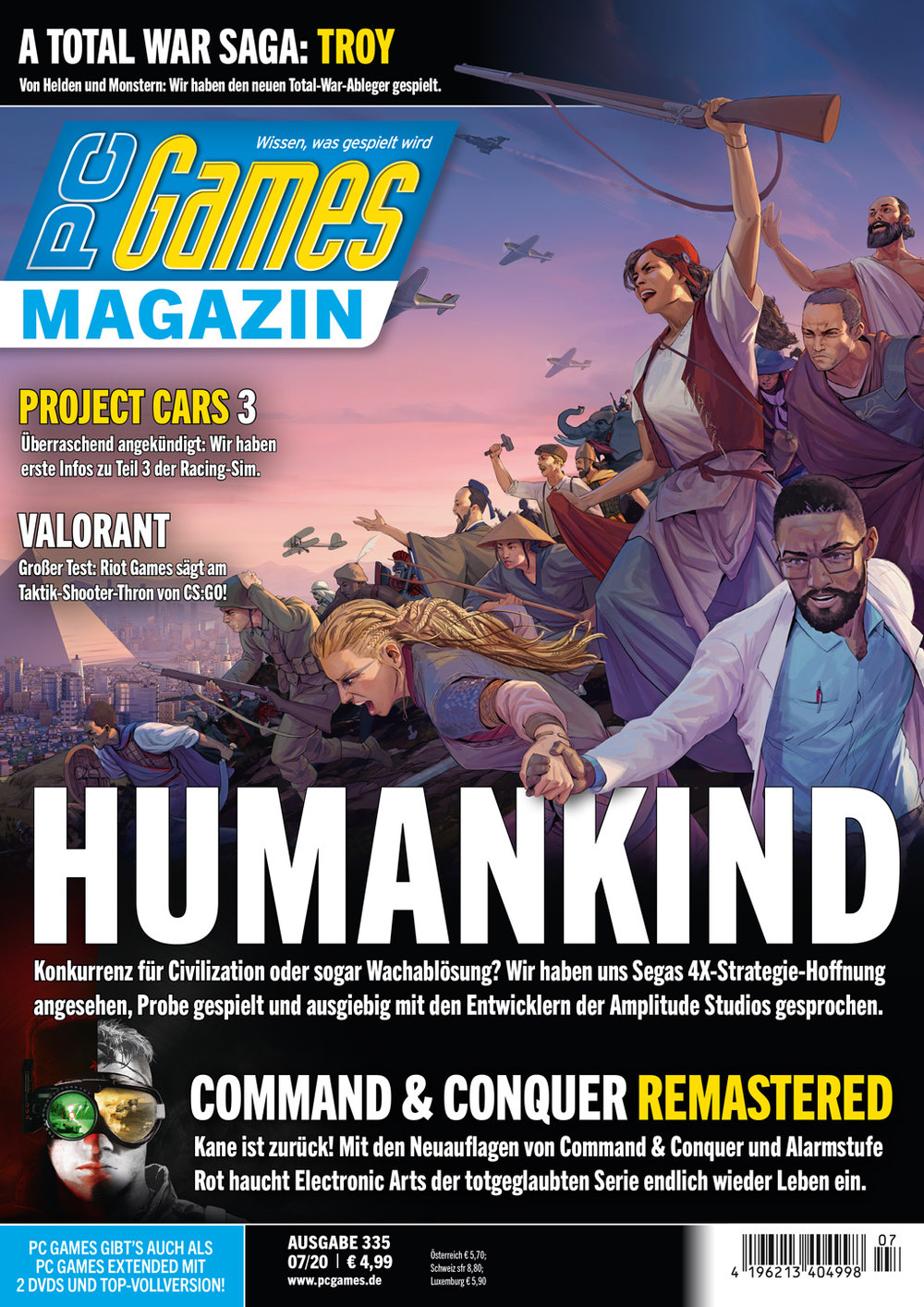 PC Games Magazin 07/2020