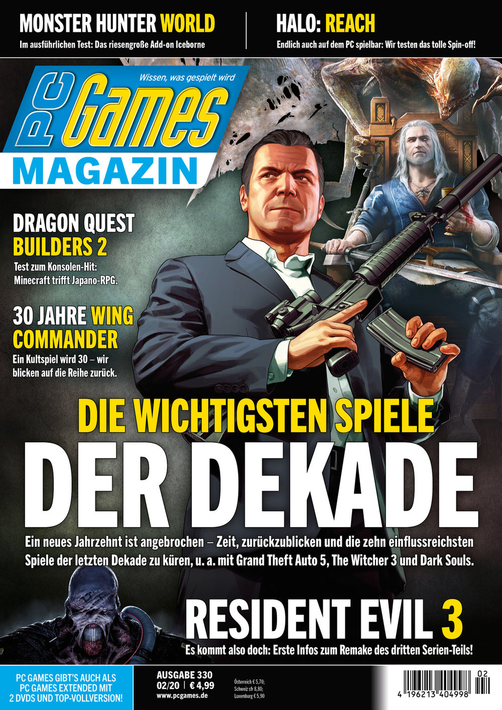 PC Games Magazin 02/2020