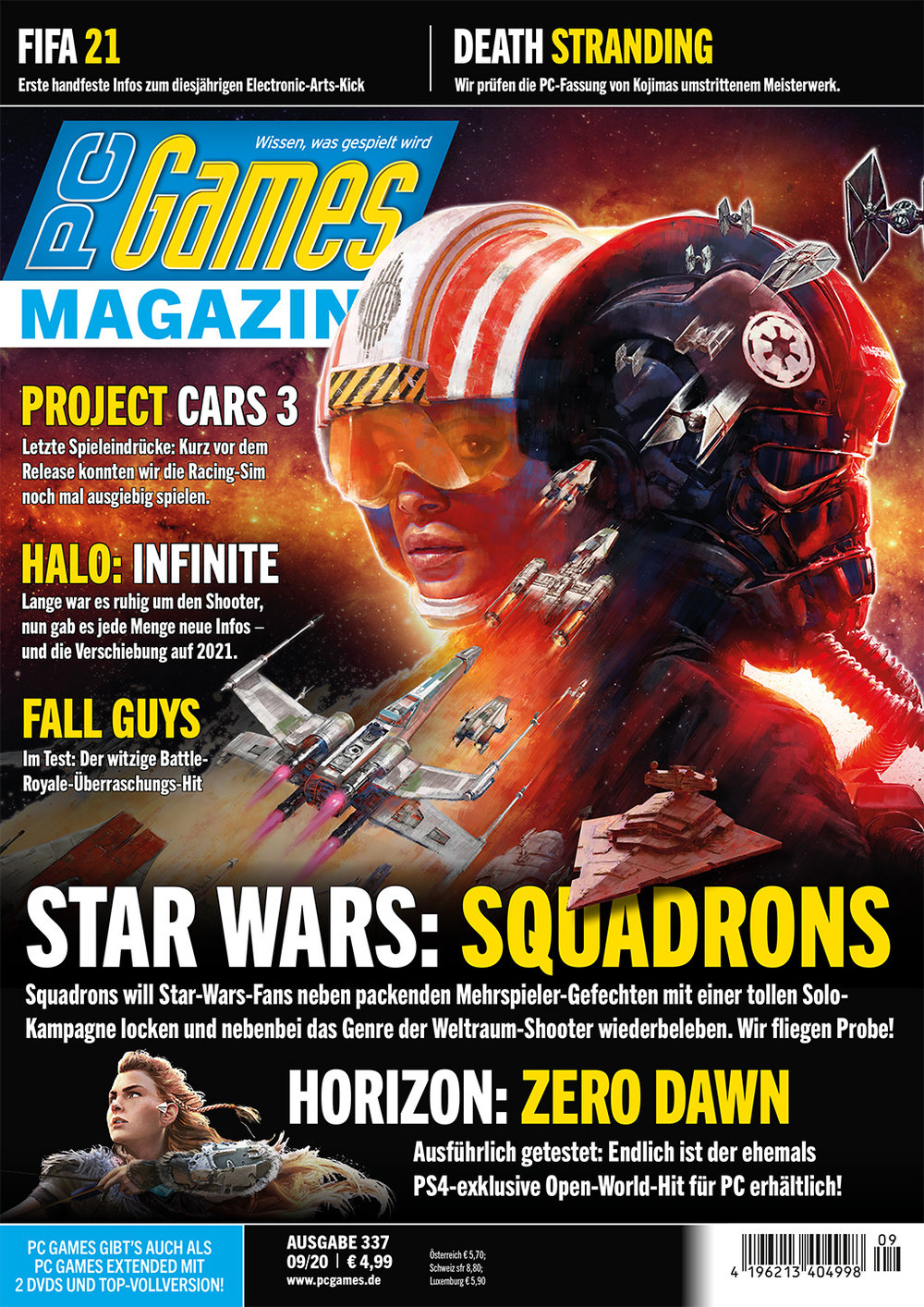 PC Games Magazin 09/2020