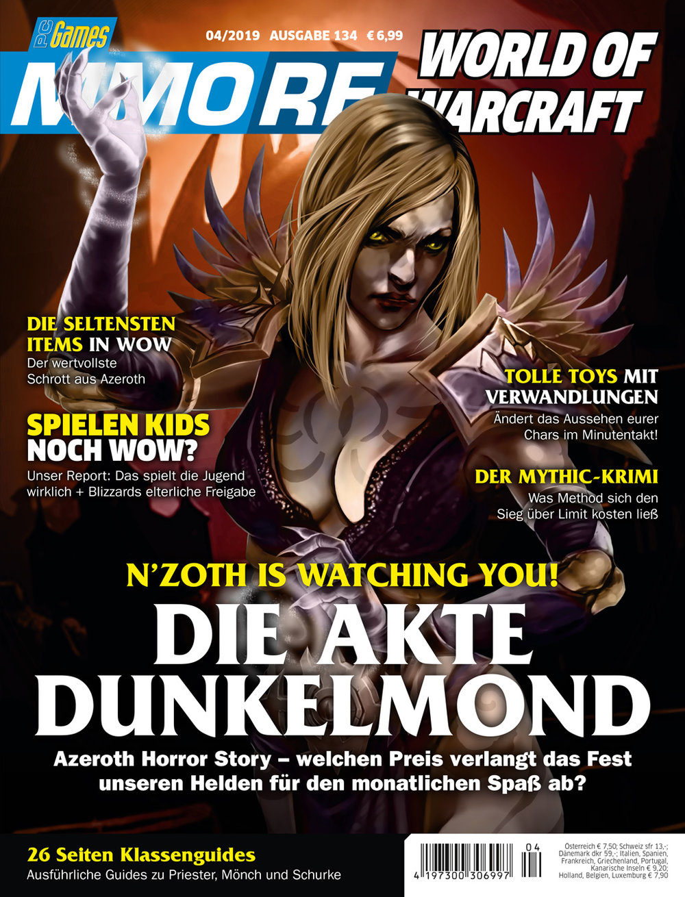 PC Games MMORE ePaper 04/2019