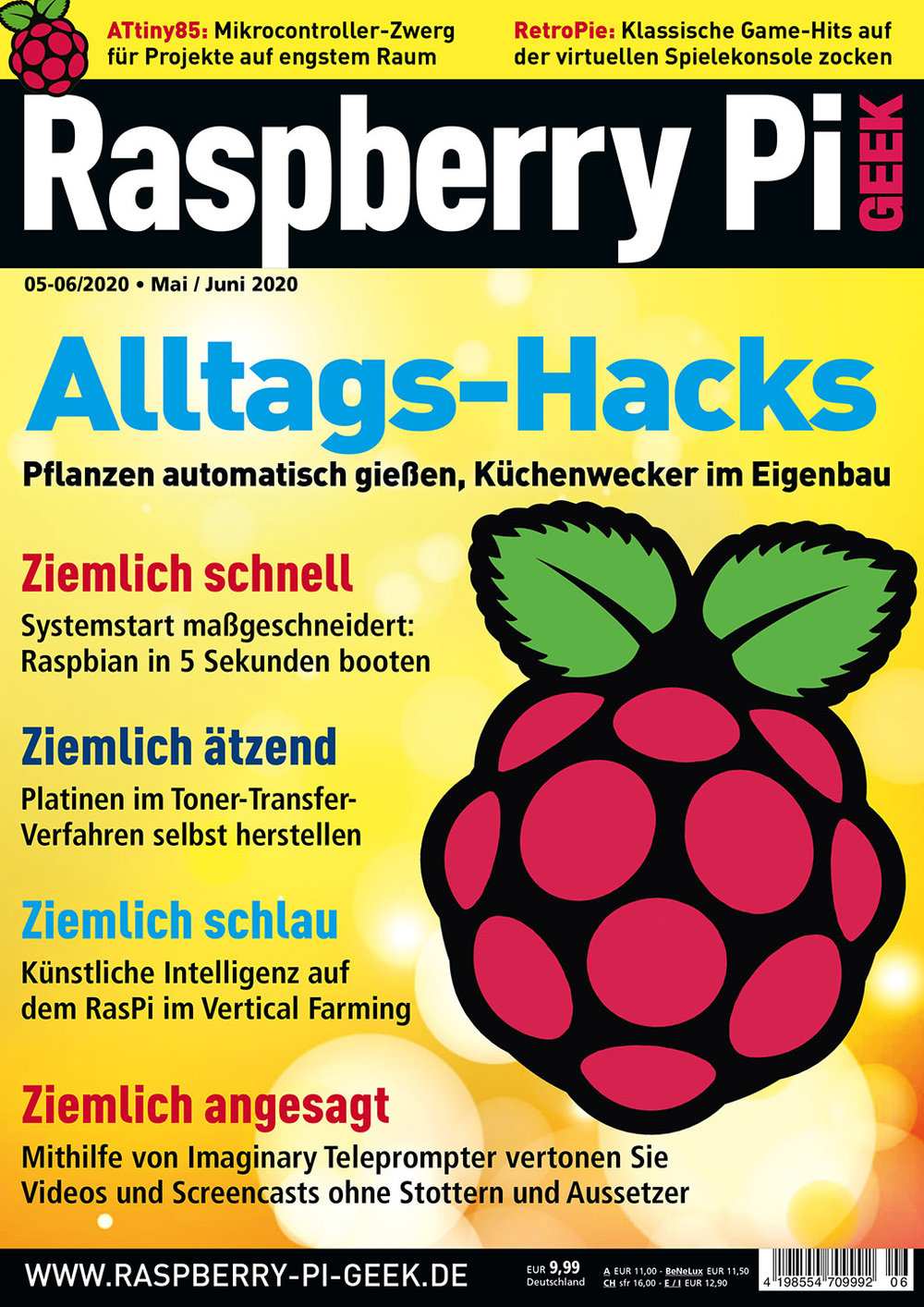 Raspberry Pi Geek 05-06/2020