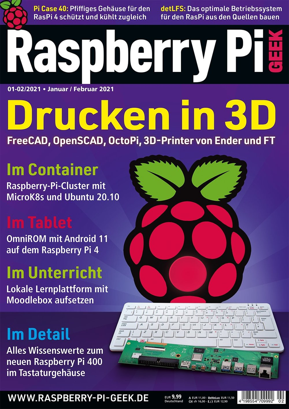 Raspberry Pi Geek 02/2021