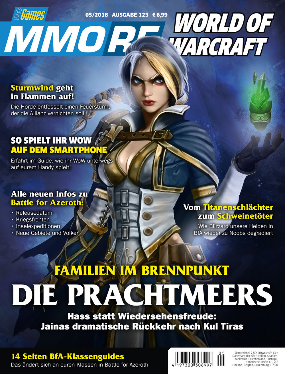 PC Games MMORE ePaper 05/2018