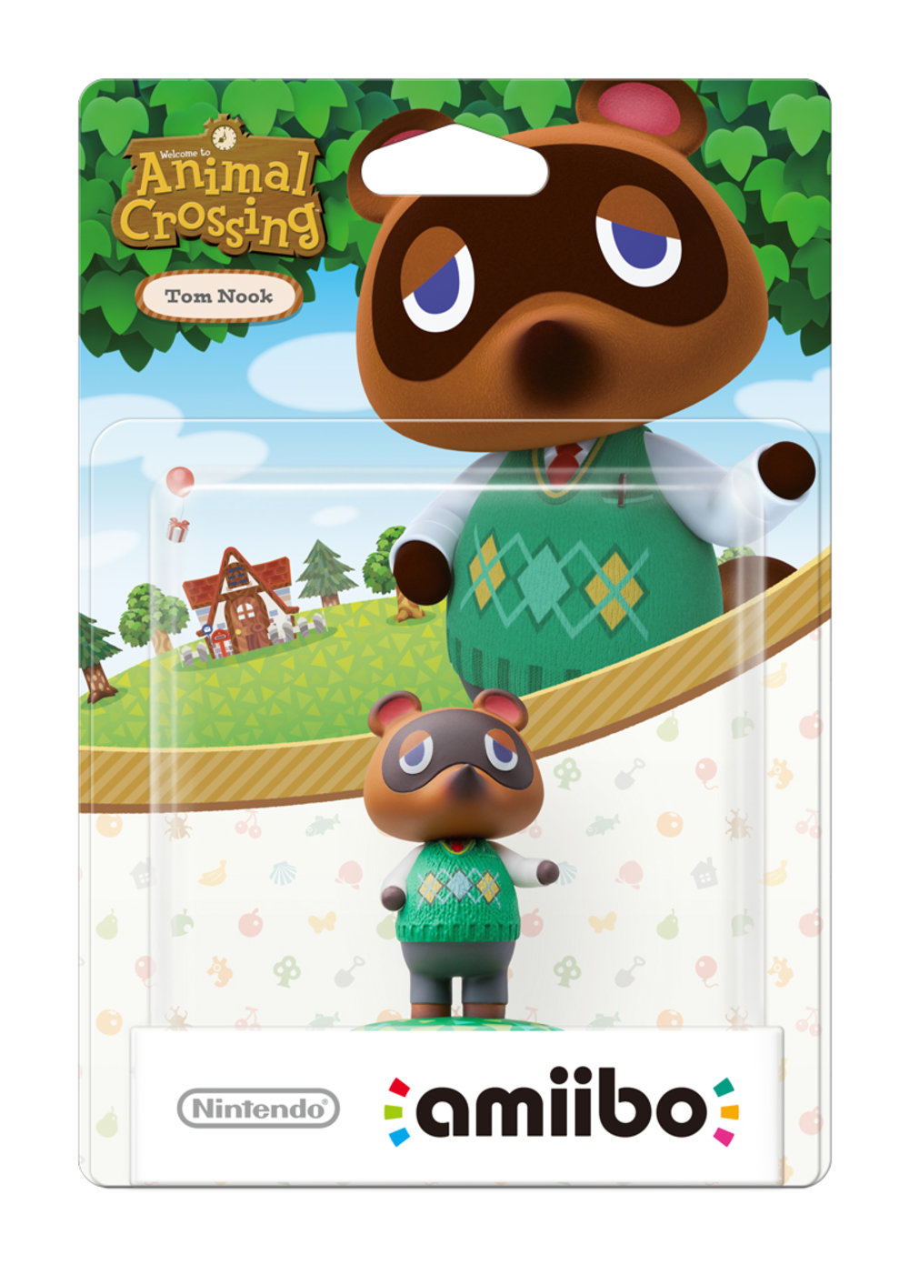 Amiibo-Figur Tom Nook