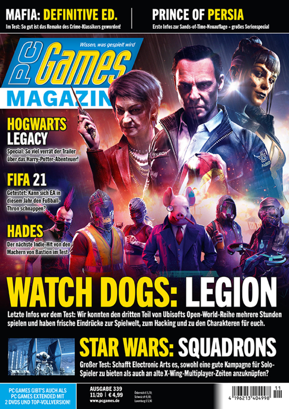 PC Games Magazin 11/2020