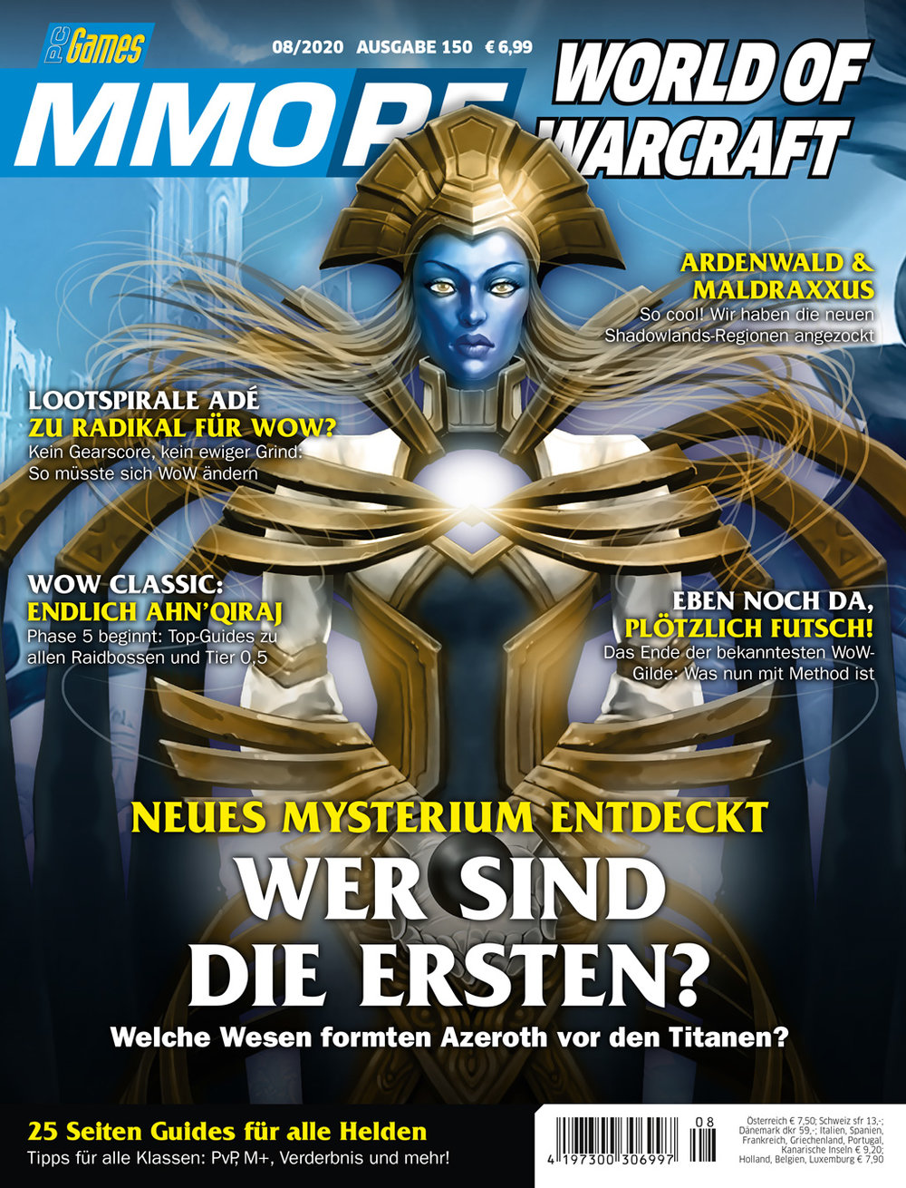 PC Games MMORE ePaper 08/2020