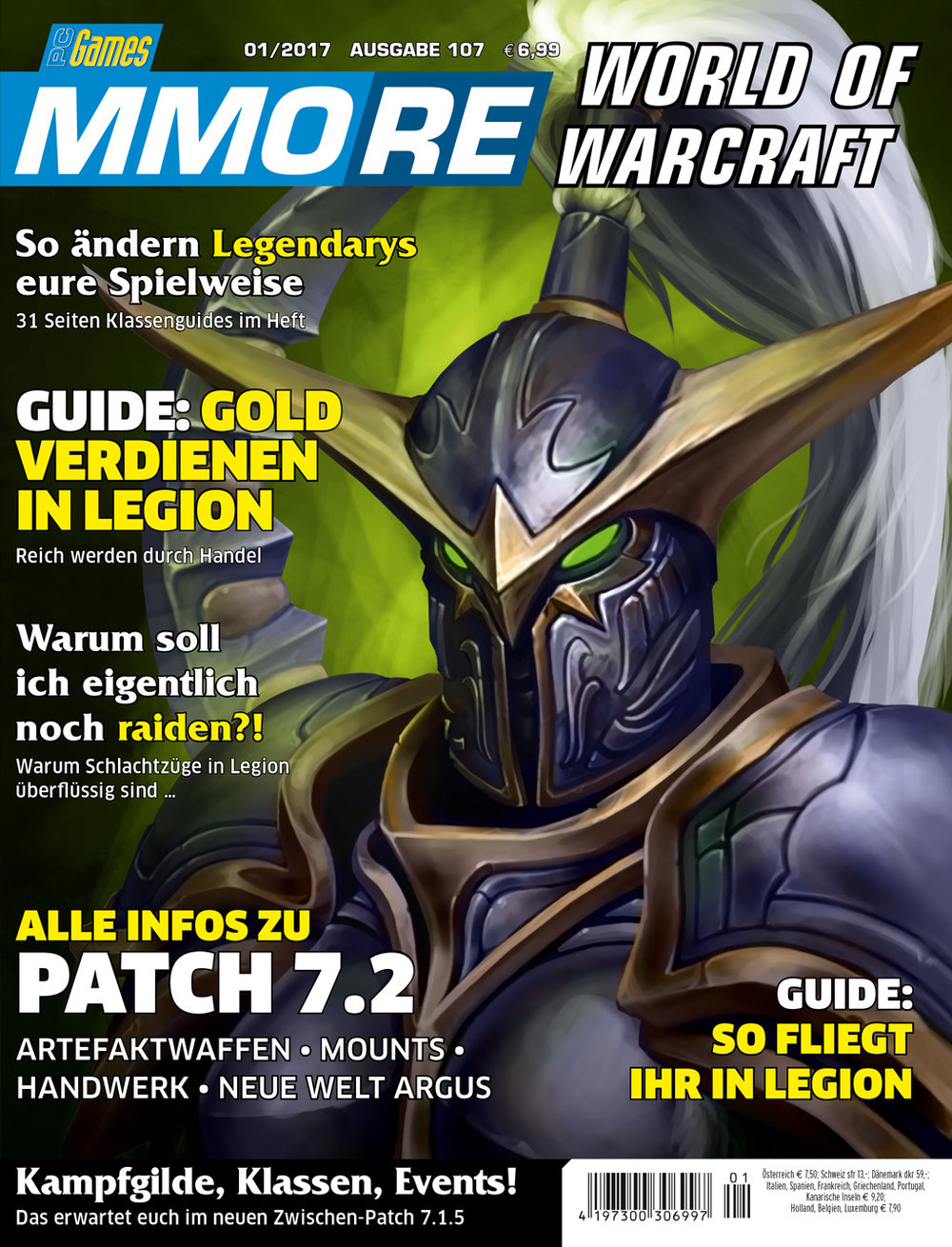 PC Games MMORE ePaper 01/2017
