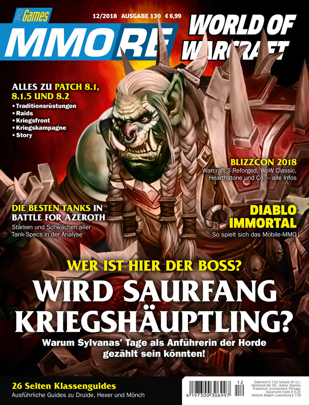 PC Games MMORE ePaper 12/2018