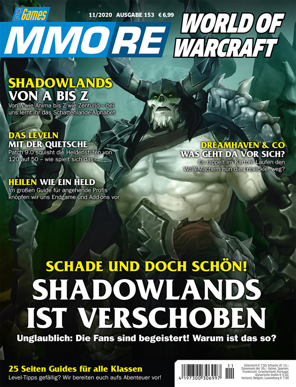 PC Games MMORE und buffed.de-Wunschabo