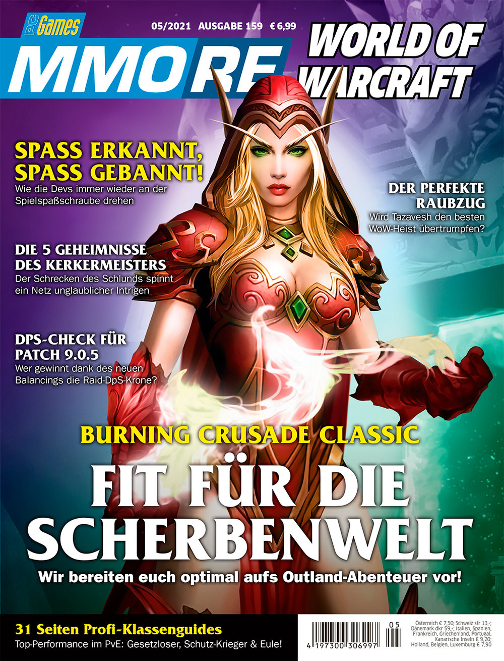 PC Games MMORE ePaper 05/2021